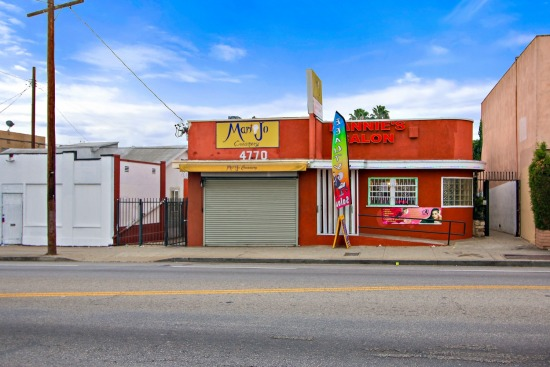 4770 Melrose East Hollywood