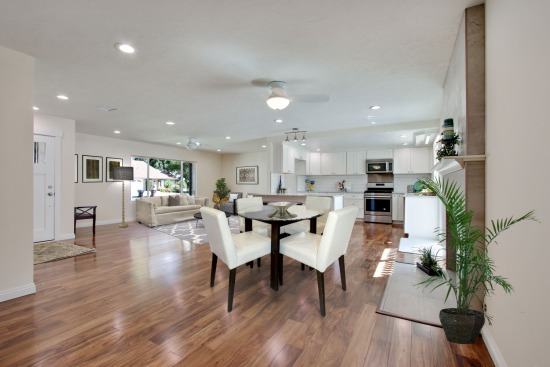 virtual staging - 7609 W Calle Durango