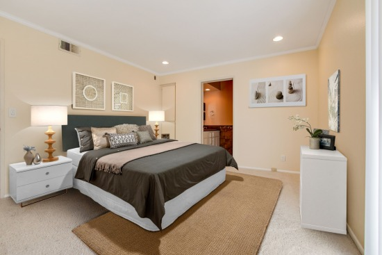 virtual staging - 7001 S La Cieng