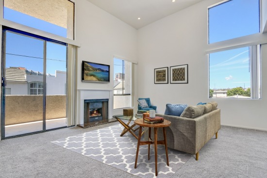 virtual staging - 7001 La Cienega