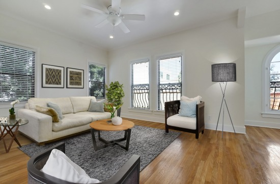virtual staging -  - 5918 Barton Unit 5920