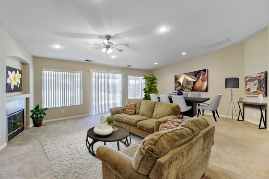 virtual staging - 41254 Aetna Springs St
