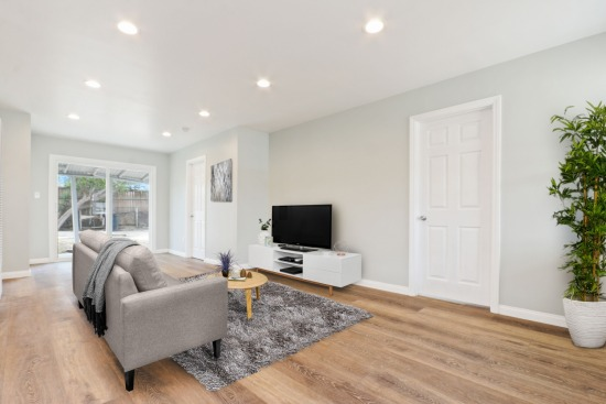 Virtual staged - 1628 W 224th St Torrance