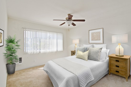 virtual staging - 4419 Fulton Ave