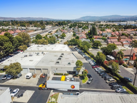 Aerial - 370 E Crowther Ave Placentia